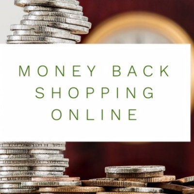 Money Back When You Shop Online