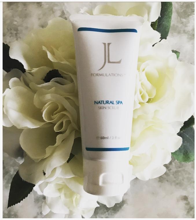 JL Formulations Natural Spa Skin Scrub Review