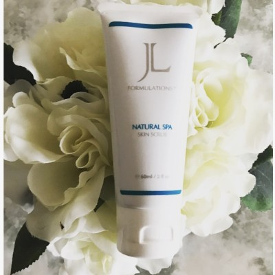 JL Formulations Natural Spa Skin Scrub Review