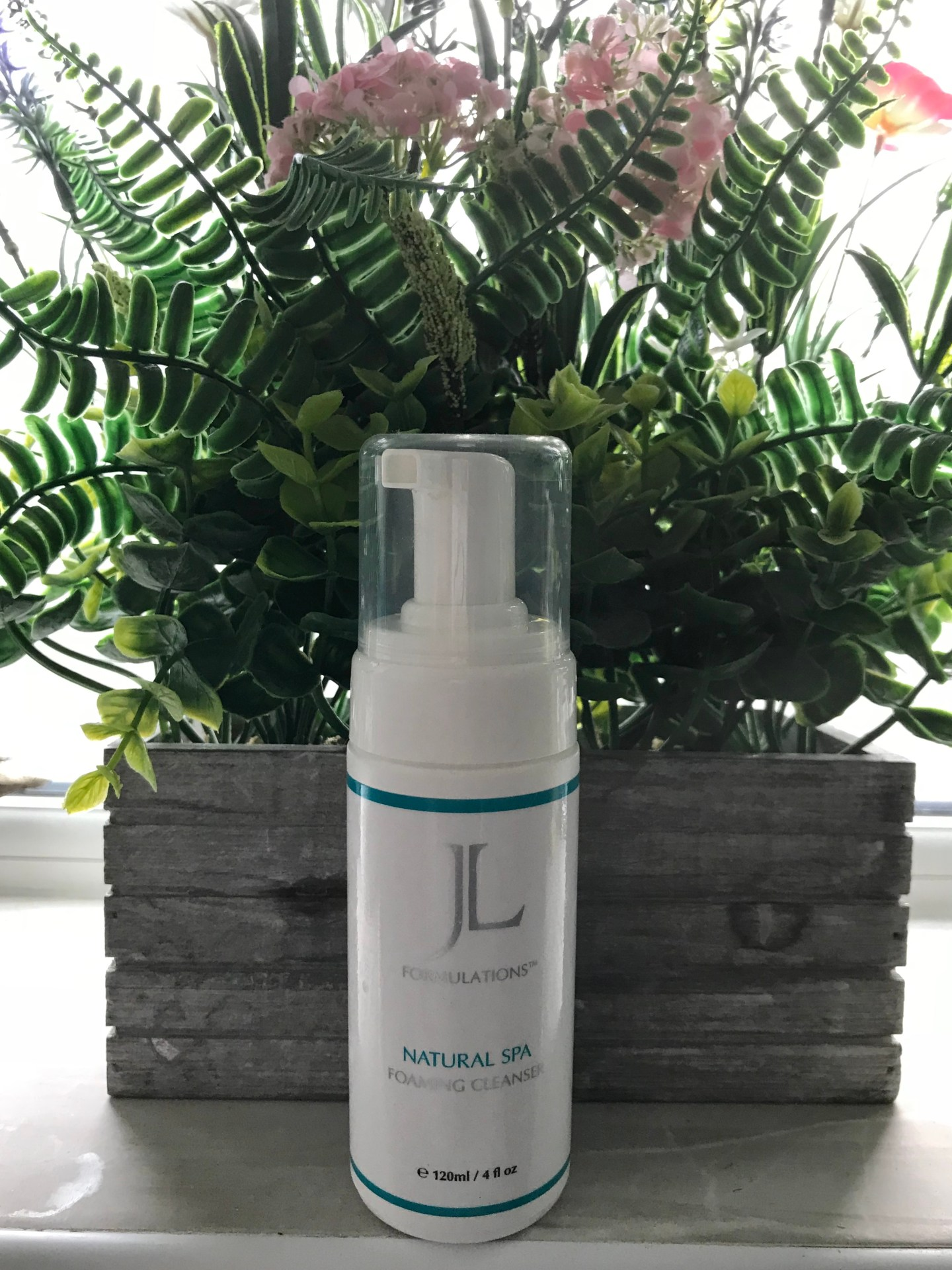 JL Formulations Natural Spa Foaming Cleanser Review