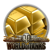 Золото World of Tanks
