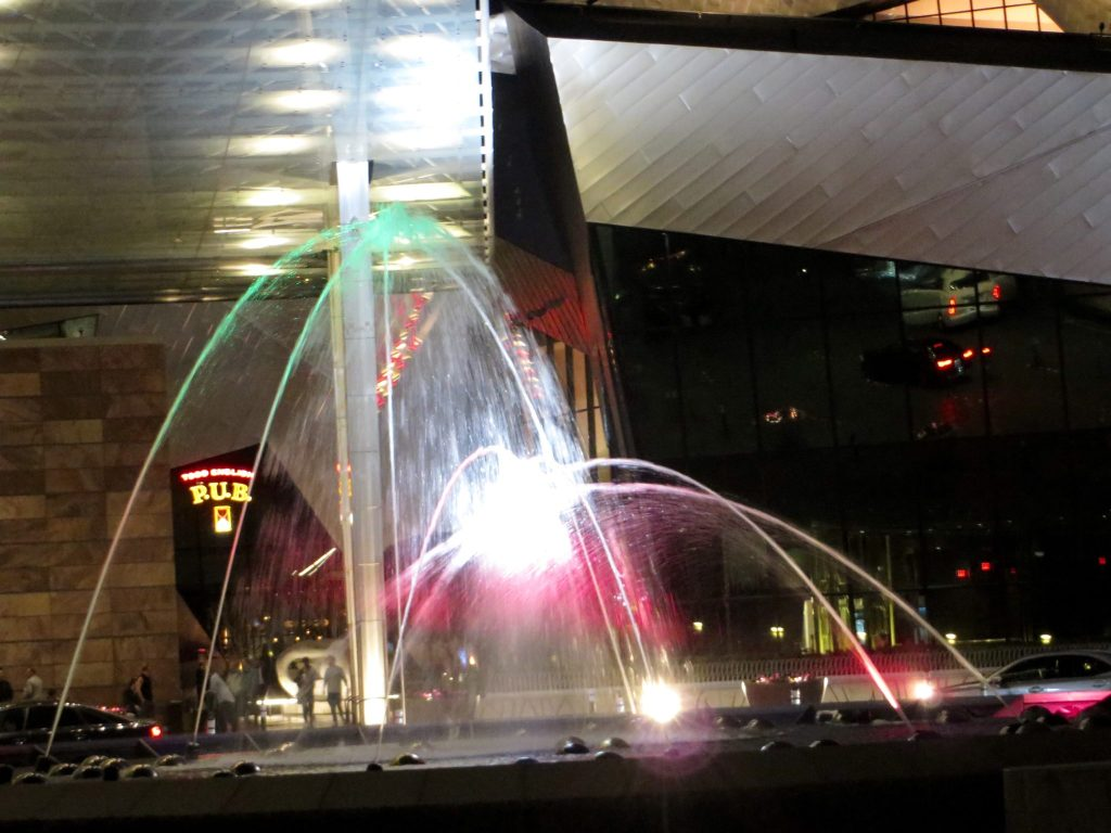 aria fountain