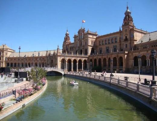 Plaza de Espana, Seville