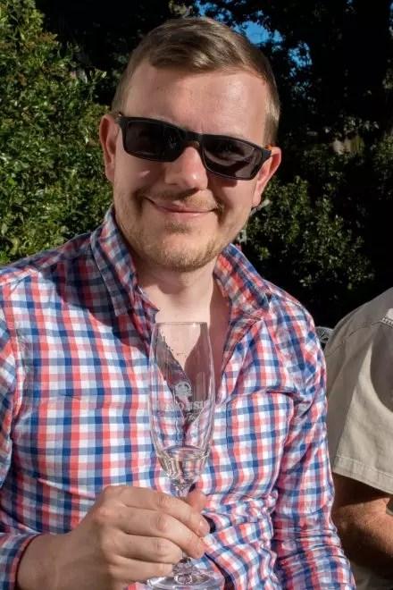 2 weeks in South Africa: Simonsig Vineyard