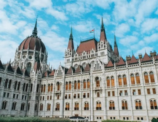 Would Be Traveller - 24 hours in Budapest