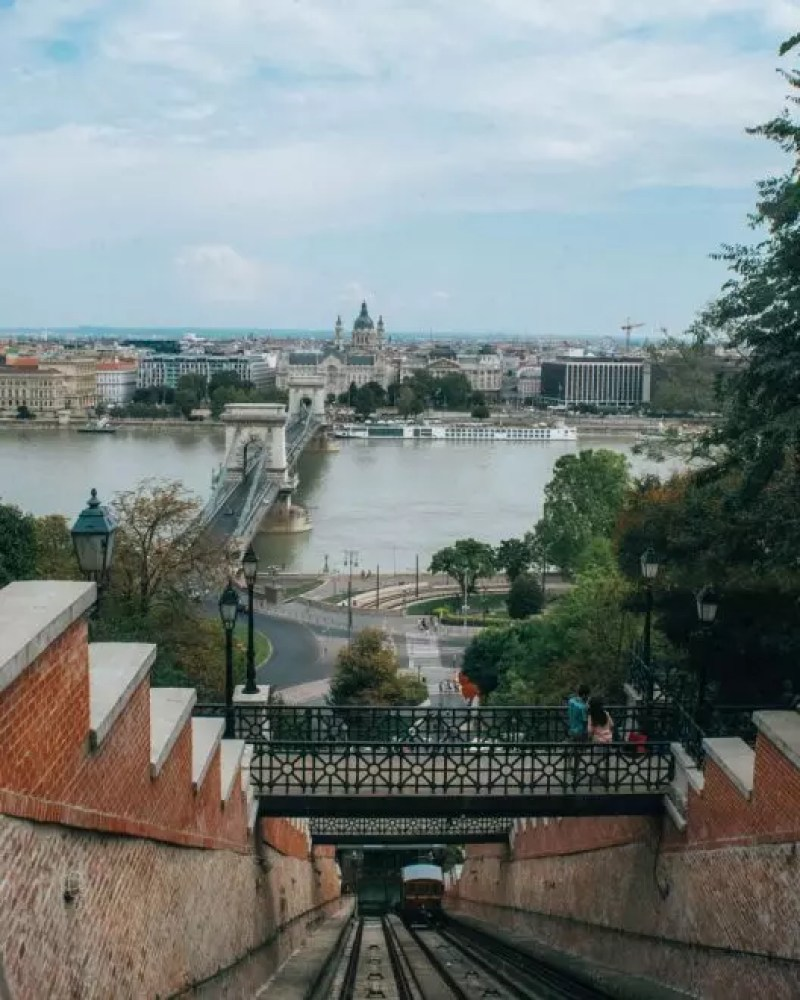 Would Be Traveller - Budapest Funicular