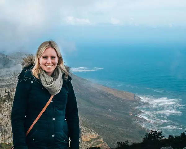 Would-Be-Traveller-Things-to-do-in-Cape-Town-Girl-on-Table-Mountain