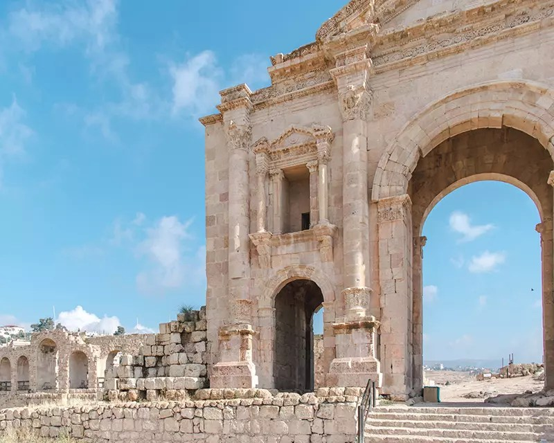 Would Be Traveller Things to do in Amman Jordan Jerash