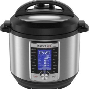 Image of 6 quart Instant Pot Ultra