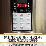 Maillard Reaction image with white background