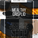 Mealthy Crisplid with four images