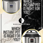which instant pot is right for you