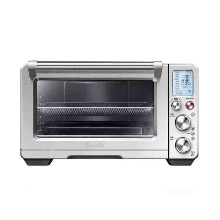 image of the breville smart oven air against a white background