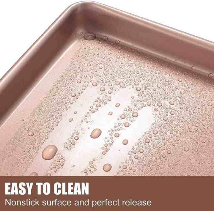 easy to clean pan