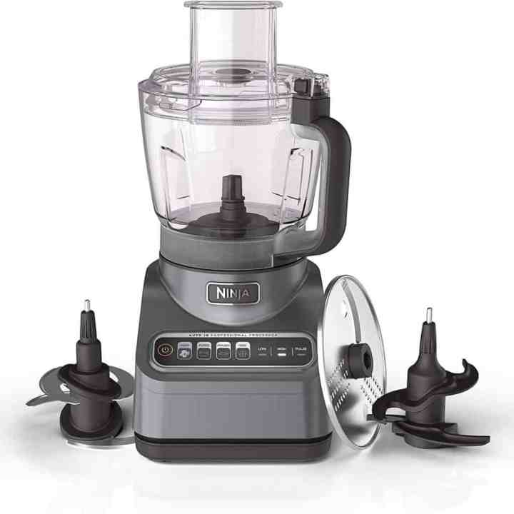 ninja food processor with attachments