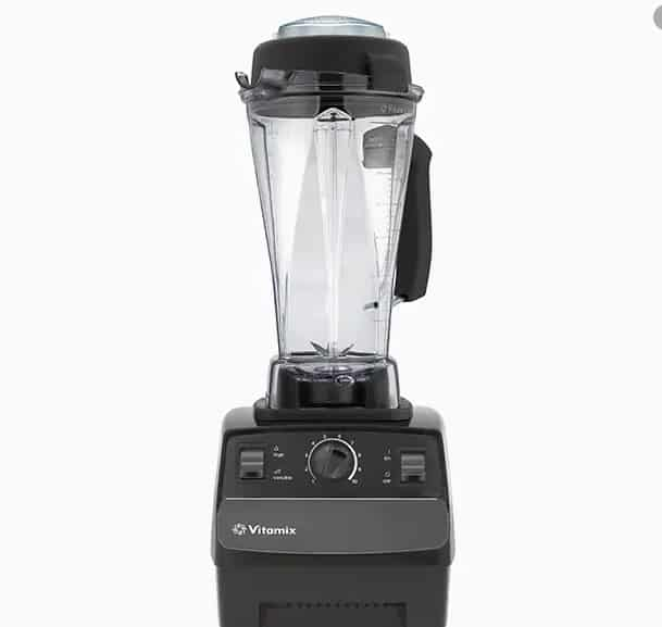 Image of the Vitamix 5200 against a white background
