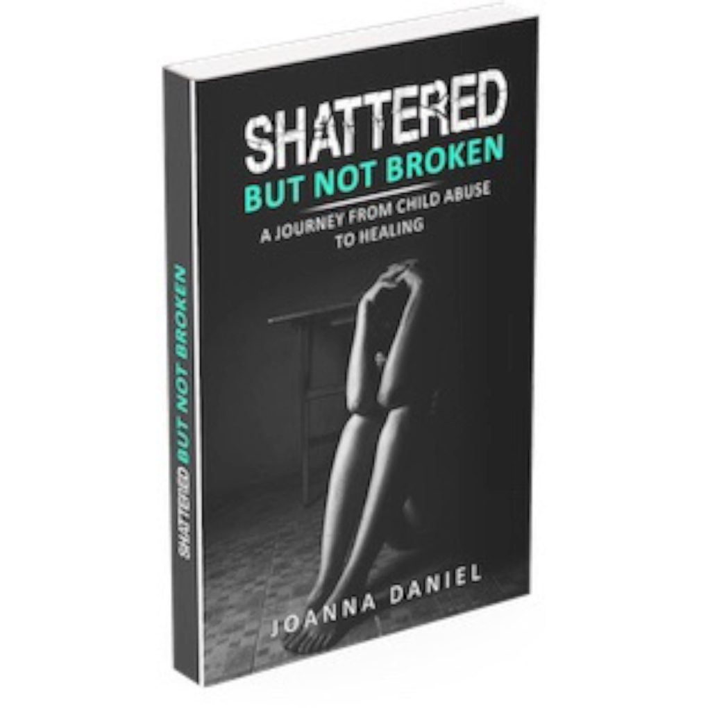 New Book - Shattered But Not Broken
