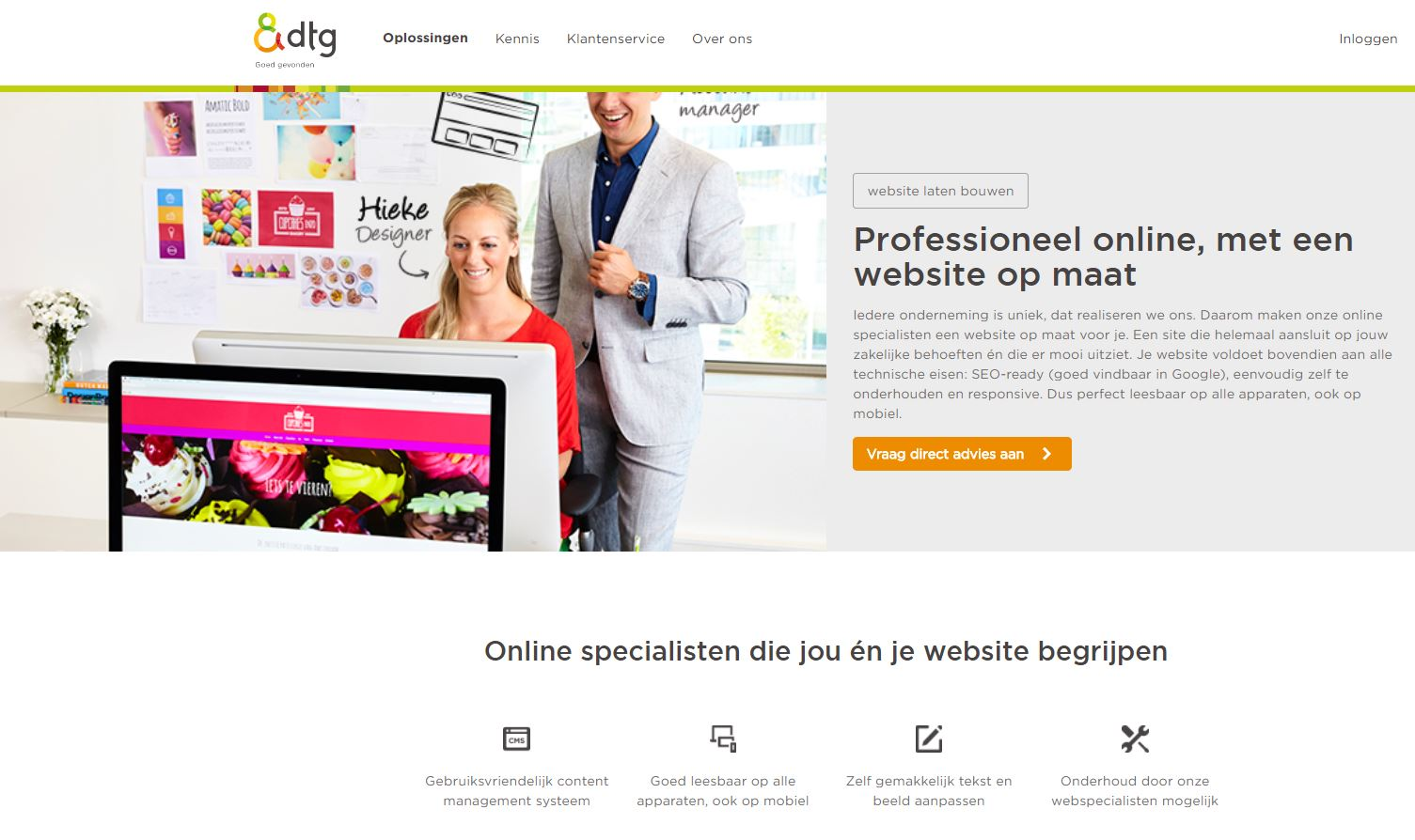 DTG Websites