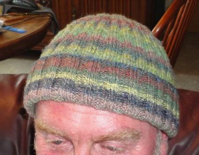 rainbow hat FO