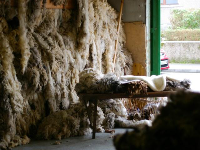 wool room