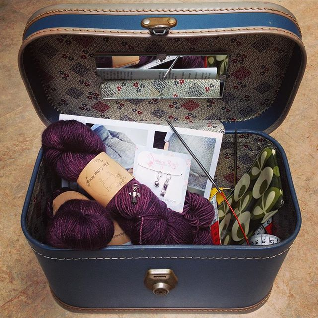 An early entry to the #WOVEMBER2015 Photo Competition from @inspirationknits!