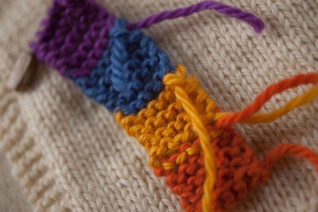 Big Wool comes in bright colours