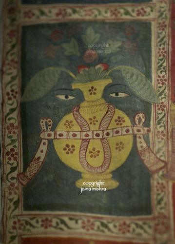 Antique Jain Paintings, India - The Art Blog by WOVENSOULS COM
