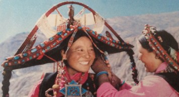Tibetan Noblewoman