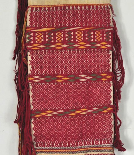 YAO TRIBAL HEAD CLOTH