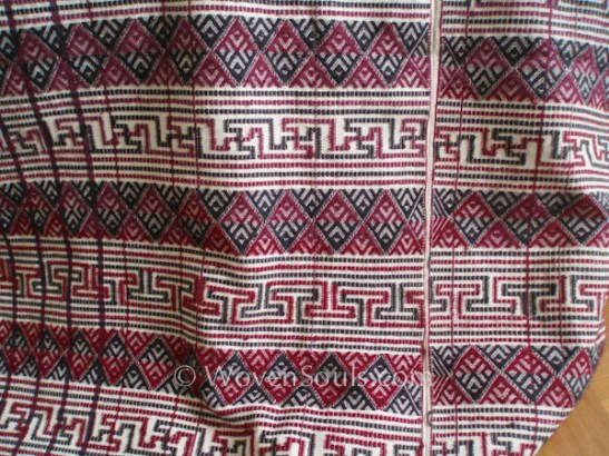 VINTAGE BHUTAN KERA, circa 1960, perfect condition