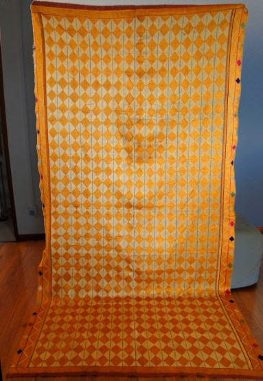 ANTIQUE PHULKARI BAGH EMBROIDERY