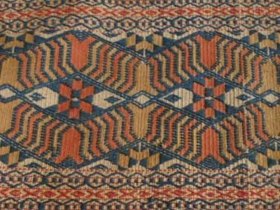 Antique Timor woven sash