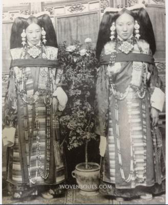 Wovensouls Tibetan jewelry