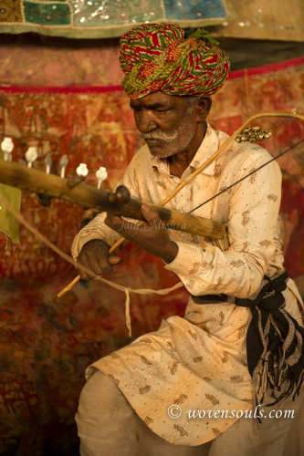 Bhopa Performers of Rajasthan