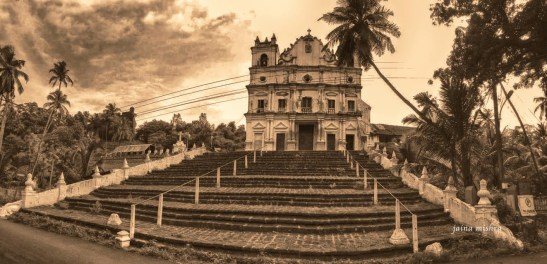 Old Church, Goa