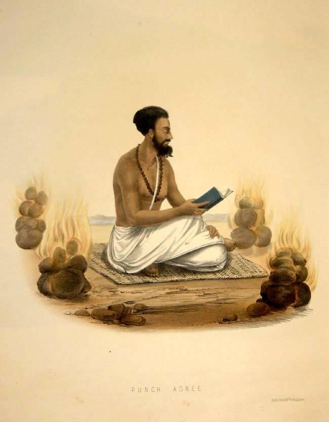 The Lives of Brahmins | The Art Blog by WOVENSOULS.COM