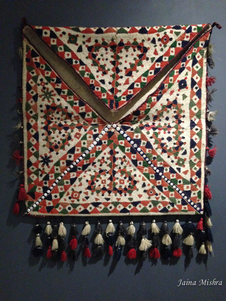 Textile Museum of Canada - Ashgabat to IStanbul Exhibition - Oriental Rugs from Canadian Collections - Photos & review by Jaina Mishra