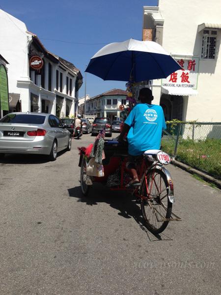 PENANG STREETS, MALAYSIA
