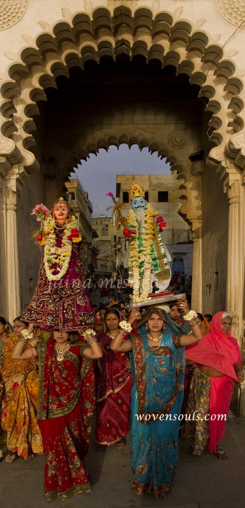 Gangaur Festival of Rajasthan