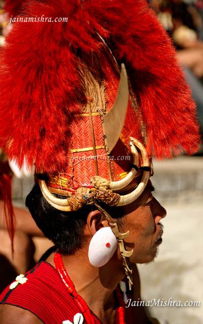 NAGA WARRIOR TRIBE, NAGALAND, NORTH EAST INDIA