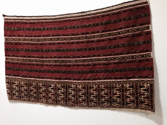 Textile Museum of Canada - Ashgabat to IStanbul - Oriental Rugs from Canadian Collections
