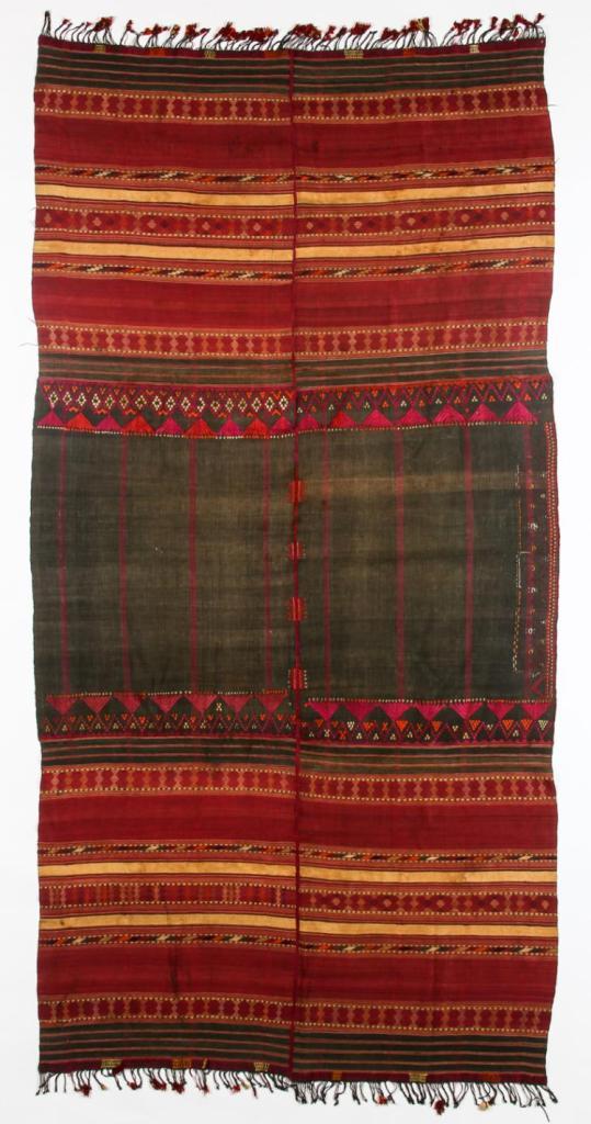 Antique Waziri Shawl Chador