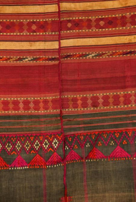 Antique Waziri Shawl Chador