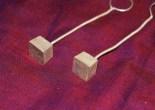 aold silver rabari tribal earring jewelry