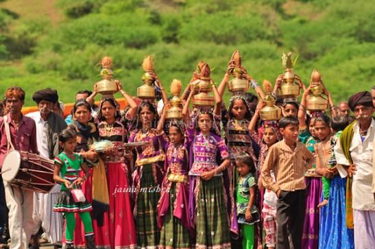 Bhed Mata Fair, India