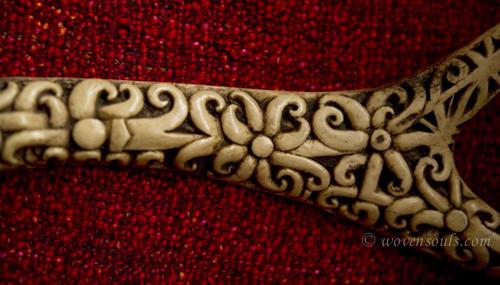 Antique Kayan Folk Artefact