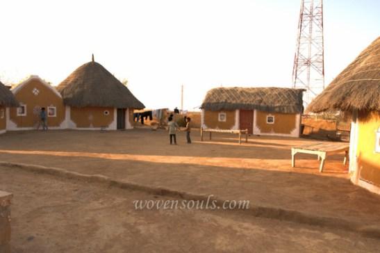 Bhil Village, Rajasthan
