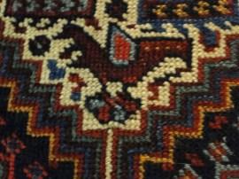 Asset 409 - Afshar Bird Rug