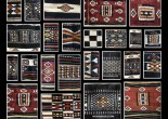 Motifs - Antique Vintage African Art Arkilla Blanket weaving - WOBVENSOULS ANTIQUE TEXTILES ART GALLERY