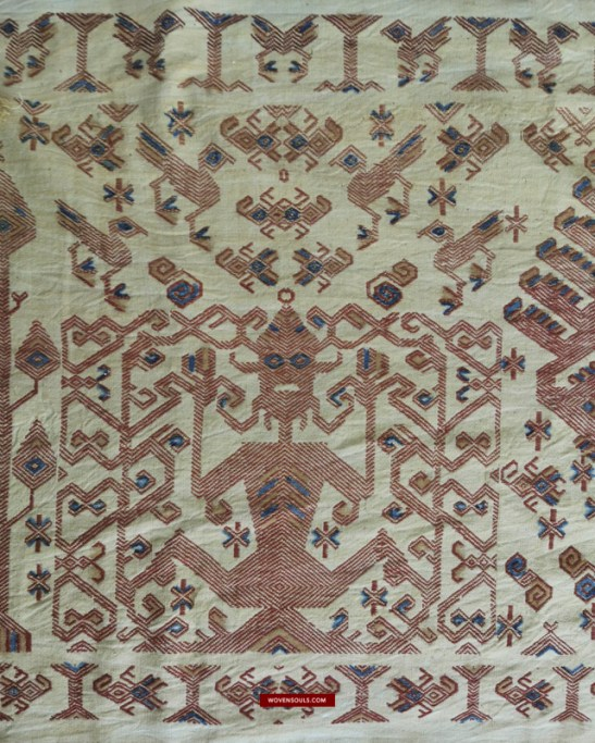 1411 Old Sumba Textile Weaving Art Lau Pahikung 11.JPG